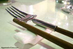 Fork Toppings for Chopsticks
