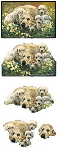 Gillian Wood uploaded this image to sheets'. See the album on Photobucket. Christmas Sheets, Image 3d, Christmas Decoupage, Wire Jewelry Designs, 3d Sheets, 3d Pictures, Dog Cards, Decoupage Paper, Cartoon Dog