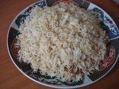 Reis auf afghanische Art (Palaw)