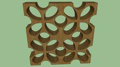 Cobogós em Ceramica - 3D Warehouse