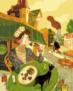 Illustration:  Victo Ngai