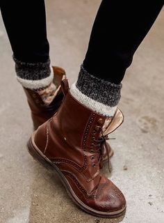#winter #fashion / boots
