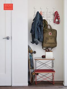 Eames® Hang-It-All | Design Within Reach