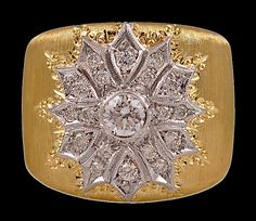 Buccellati Diamond Ring please god can I have this?