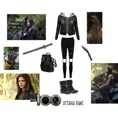 Octavia Blake The 100 CW