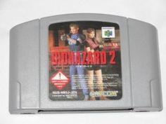 Biohazard 2 (Resident Evil 2 ) – Import Japon – Nintendo 64