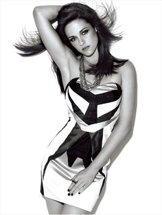 The Lady Is a Vamp: Check Out Kristen Stewart's Most Stunning Editorials
