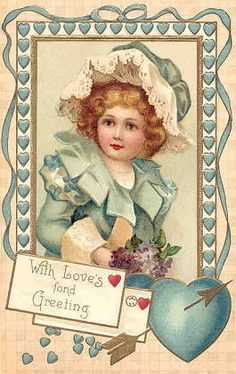 shmucker valentines postcards | laborday.bravepages.com