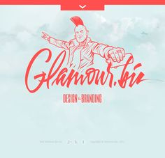 Website 'http://www.glamour.biz/'