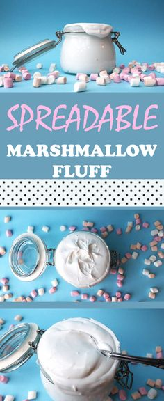 Yummy, ooey, gooey, and oh-so-sweet, marshmallow fluff is definitely a childhood favorite. Make your own from scratch, without all the preservatives!