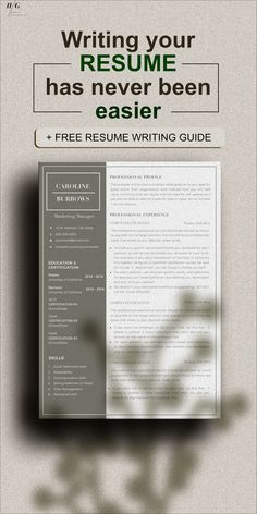 Having an attractive resume is crucial when looking for a new career or thinking of stepping up your job. That is why we created an office manager resume, college resume, Nurse Resume, Teacher resume, or your first resume template to ace your Job hunting. This Templates Include RESUME WRITING TIPS or RESUME GUIDE with how to write your cover letter as well. These include matching cover letter templates and Reference sheet template. Office Manager Resume, College Resume, Nursing Resume, Professional Resume Examples, Good Resume Examples, Cover Letter Template, Letter Templates, First Resume, Effective Resume