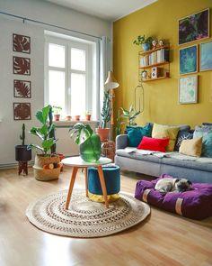 Tidy bohemian home decor web link Interior Exterior, Interior Design, Living Room Decor, Living Spaces, Bohemian Furniture, Bohemian Design, Bohemian Decorating, Bohemian Theme, Boho Room