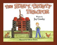 The Rusty, Trusty Tractor by Joy Cowley https://www.amazon.com/dp/1563978733/ref=cm_sw_r_pi_dp_x_uQHZyb17DEMSG