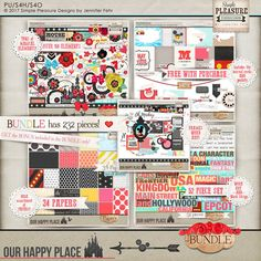 Our Happy Place Bundle