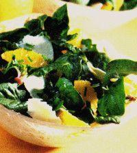 insalata di spinaci ricetta
