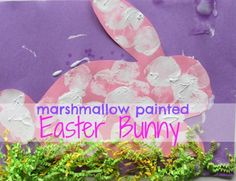 Easter Bunny Craft For Kids- pinned by @PediaStaff – Please Visit  ht.ly/63sNt for all our pediatric therapy pins