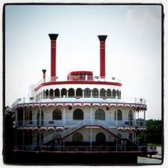 Steamboat Riverboat.....on my bucket list