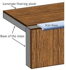 Image result for vinyl plank flooring on stairs