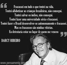Original Frases De Darcy Ribeiro Sobre Educação Integral
