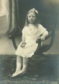 Her Royal Highness Princess Juliana of the Netherlands, Princess of Orange-Nassau, Duchess of Mecklenburg (1906-2004)