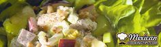 [ » FREE MEXICAN RECIPE « ] Try this delicious and fresh Pineapple-Chicken Salad  http://mexicancookingtips.com/chicken-pineapple-salad/