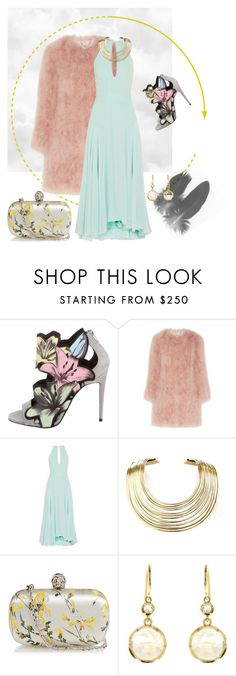 """""""Ease"""" by explorer-14578386414 on Polyvore featuring мода, Pierre Hardy, Topshop Unique, Bisjoux, Alexander McQueen и Irene Neuwirth"""