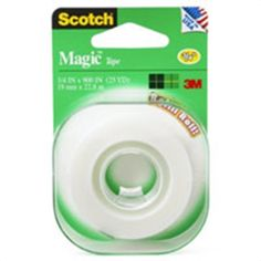 Scotch magic tape, 3/4 x 500 inches - 1 ea | Lasts as long as the paper its used on. myotcstore.com - Ezy Shopping, Low Prices & Fast Shipping.