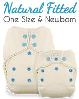 Thirsties Natural Fitted is one of the most absorbent diapers in our product line. It is designed to fit babies 8-40lbs and has 11 layers of super soft and absorbent bamboo/cotton. On this #ThirstiesLive we show the in's and out's of our Natural Fitted cloth diaper!