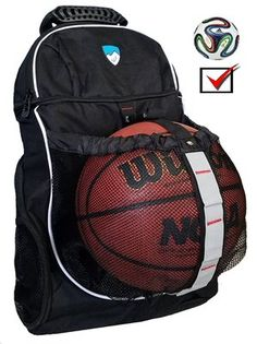 5297c8d2a33 Top 10 Best Basketball Bags Soccer Ball, Sports Basketball, Most Popular  Sports, Backpack