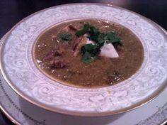 """Dr. Fuhrman's Famous Anti-Cancer Soup - Updated from Food.com: Based on a recipe from Dr. Joel Fuhrman's nutritarian handbook, Eat Right America. This is the updated version of another one posted on food.com; I like this one better because it includes kale as well as adjustments to the other ingredients. Dr. Fuhrman says, """"Juice carrots and celery in a juice extractor. Fresh juiced organic carrots are necessary to maximize the flavor of this soup"""". I use both my Jack Lalanne juicer for the…"""