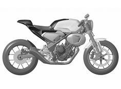 Recap - Honda 300TT Racer Concept patent filed