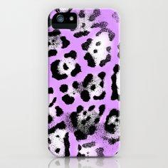 Fur IX iPhone & iPod Case by Rain Carnival - $35.00 I hope you like it! #iphone #case #skin #fur #leopard