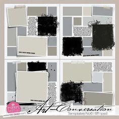 Art-Conversation - Templates No 6 | NBK Design