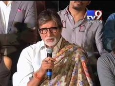 Mumbai: Amitabh Bachchan expressed his pain and anguish at the dastardly terror attack in Uri that killed 18 Indian army jawans on Sunday.   Subscribe to Tv9 Gujarati https://www.youtube.com/tv9gujarati Like us on Facebook at https://www.facebook.com/tv9gujarati Follow us on Twitter at https://twitter.com/Tv9Gujarati Follow us on Dailymotion at http://www.dailymotion.com/GujaratTV9 Circle us on Google+ : https://plus.google.com/+tv9gujarat
