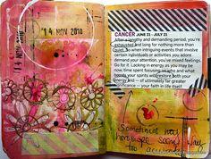 Art Journal - Horoscope | Flickr - Photo Sharing!