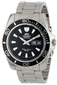 Orient Men's CEM75001B 200m Diver Watch21 Jewels Black Watch 55% #Discount #Watches #Jewelry
