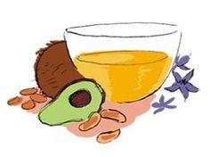 """Mon rituel """" bain d'huile """" : idéal pour les cheveux secs, cassants et abîmés, les cheveux frisés ou crépus, les pointes fourchues"""
