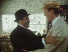 Poirot and Hastings: The Mysterious Affair at Styles