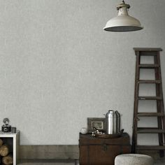 Superfresco easy Grey & silver Beka Metallic Wallpaper - B&Q for all your home and garden supplies and advice on all the latest DIY trends Metallic Wallpaper, Diy Wallpaper, Textured Wallpaper, Grey Hallway, Fantastic Wallpapers, Living Area, Living Room, Easy, Wall Lights