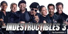 """""""Los Indestructibles 3"""" (""""The Expendables 3″)"""