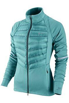 Nike Women's Aeroloft 800 Hybrid Jacket (X-Large) Reward Coupons, Discount Handbags, Lowes Coupon, Cool Things To Buy, Stuff To Buy, Hoodies, Sweatshirts, Nike Jacket, Nike Women