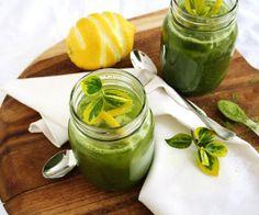 Inspired Edibles: Matcha Lemonade