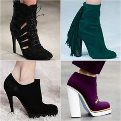 Fall/Winter Boot Trends