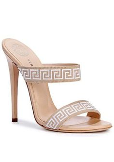wholesaledesignerhub com Versace Pumps Heels, Shoes Sandals, High Heels, Pretty Shoes, Beautiful Shoes, Versace Shoes, Cute Heels, Designer Heels, Me Too Shoes