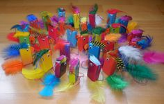 Marlies: Papegaai tractaties