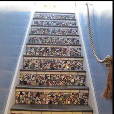 I like the hand railing :)