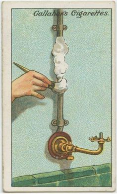 How To Detect Escaping Gas 40 Vintage Life Hacks from 100 Years Ago