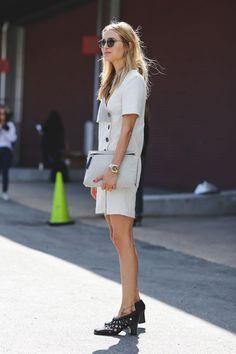 Fashion Blogger Collective: New York Fashion Week SS16 Day 5
