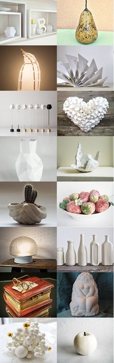 From Paper to Porcelain by 3buu on Etsy--Pinned with TreasuryPin.com
