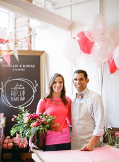 Need a few new ideas for Valentine's Day? Head over to SMP here: http://www.StyleMePretty.com/2017/02/11/10-valentines-day-date-night-ideas-that-arent-dinner-a-movie/